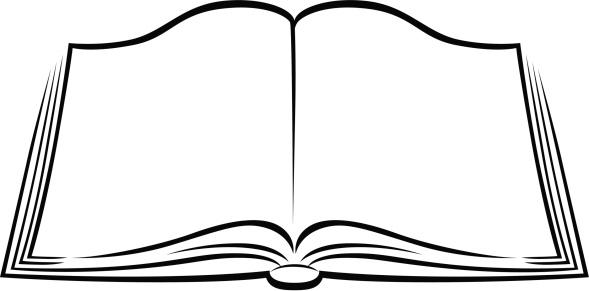 Bobook clipart Clip Book books images art