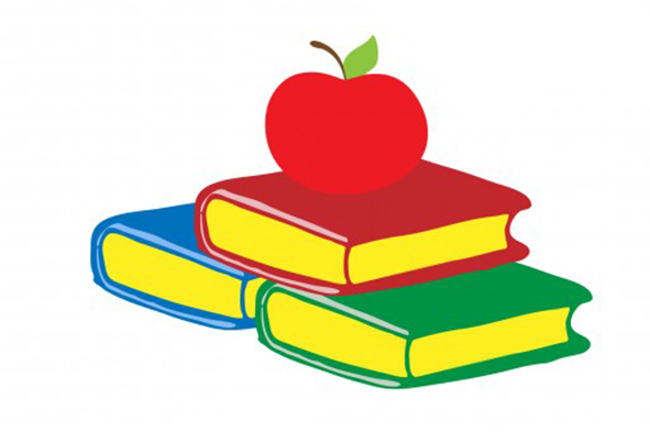 Bobook clipart apple Illustrations Clipart 87375 clipart books