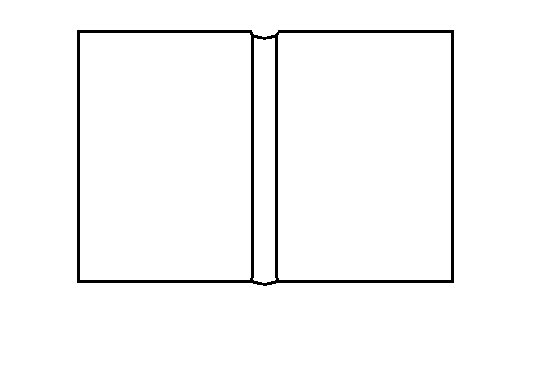 Bobook clipart back cover Blank Isolated Clip Book Art