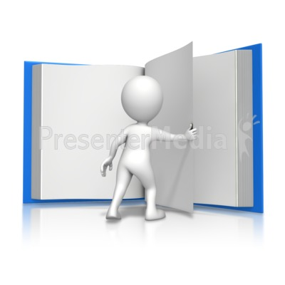 Bobook clipart book page Clipart ID# Turning Book Great