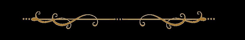 Bobook clipart divider Gold clipart reviews book png
