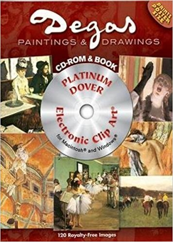 Bobook clipart dvd Platinum Drawings Art) Degas Belanger