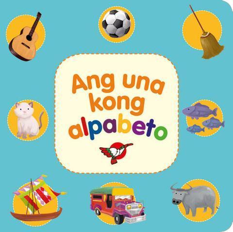 Bobook clipart filipino Book Tagalog Alphabet (For Kids!)