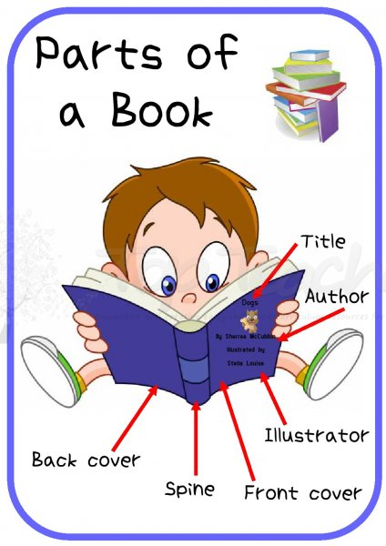Bobook clipart many book Book poster Parts as students