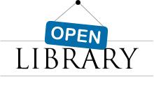 Bobook clipart open library Library book web Open The