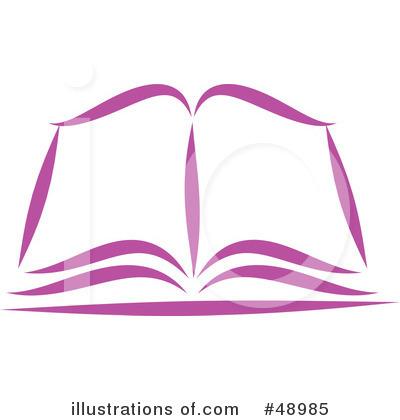 Bobook clipart pink Book clipart – Clipart Download