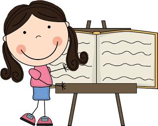 Bobook clipart school work Writing Clipart Children School Clipart