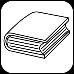 Bobook clipart small Book online Icon Clip vector