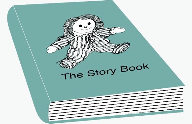 Bobook clipart storybook Pivot Media Book book Clipart