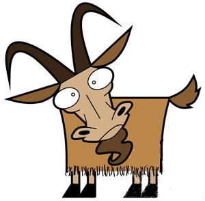 Bocah clipart kambing Kambing (buat oleh Peradaban Peradaban