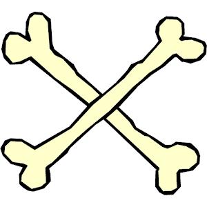 Bones clipart Bones Clipart Clipart bones VITR