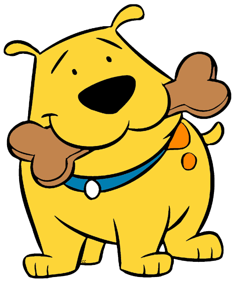 Clifford clipart yellow dog Red holding mouth  Images