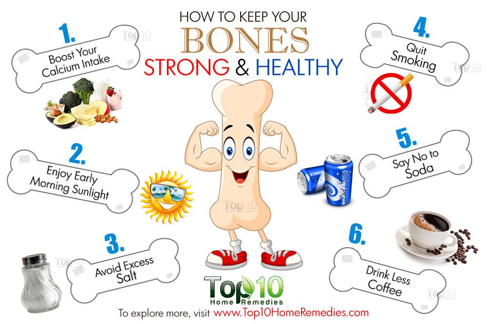 Bones clipart bone health Remedies Top Healthy bones Strong
