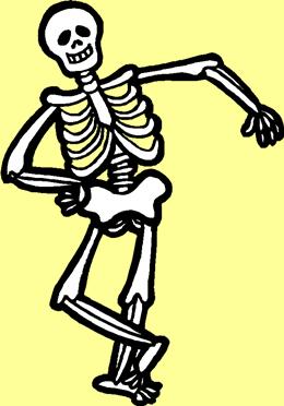 Bones clipart our body Already the Quiz Rattle quiz