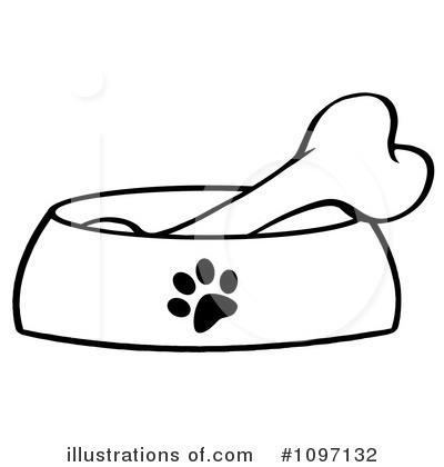 Bones clipart pet Toon Dog Illustration Toon Clipart
