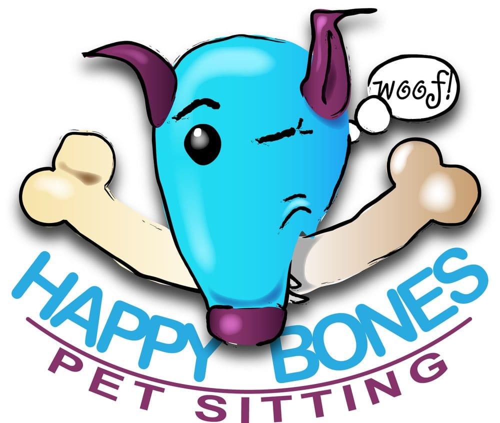 Bones clipart pet sitting Photo Bones Happy Happy States