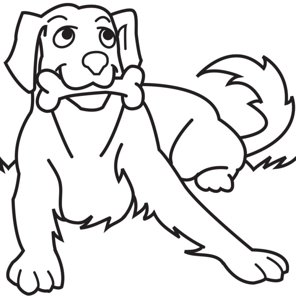 Color clipart dog To Clipart Of  Within