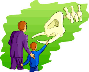 Bones clipart science is fun Learning can Going Fun at