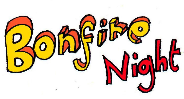 Bonfire clipart Word Bonfire  Clipart