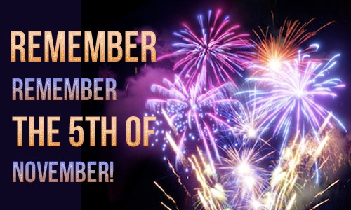 Bonfire clipart fireworks display The  remember Remember of