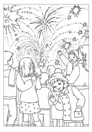 Sparklers clipart bonfire night #8
