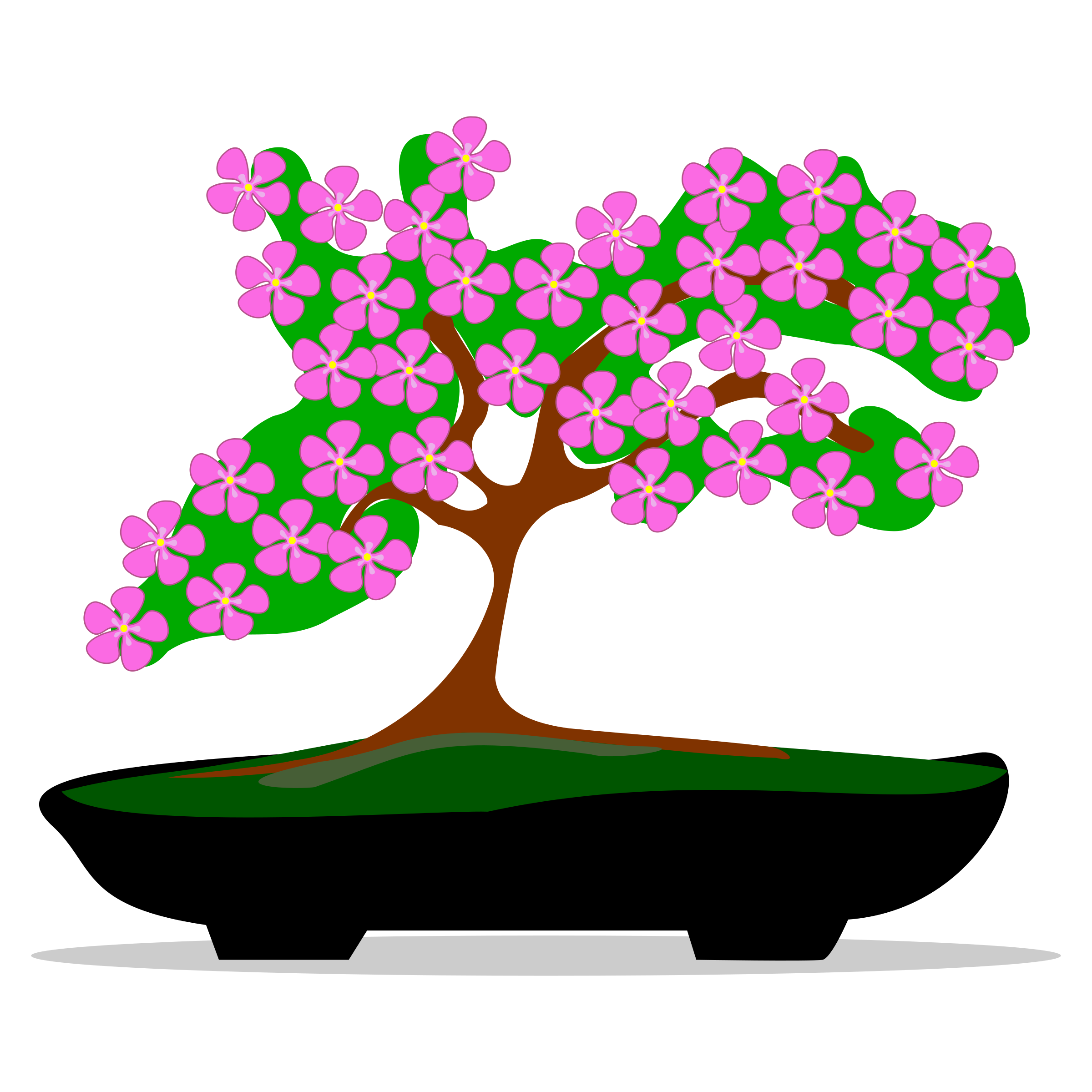Bonsai clipart Bonsai 01 bonsai 01 Clipart