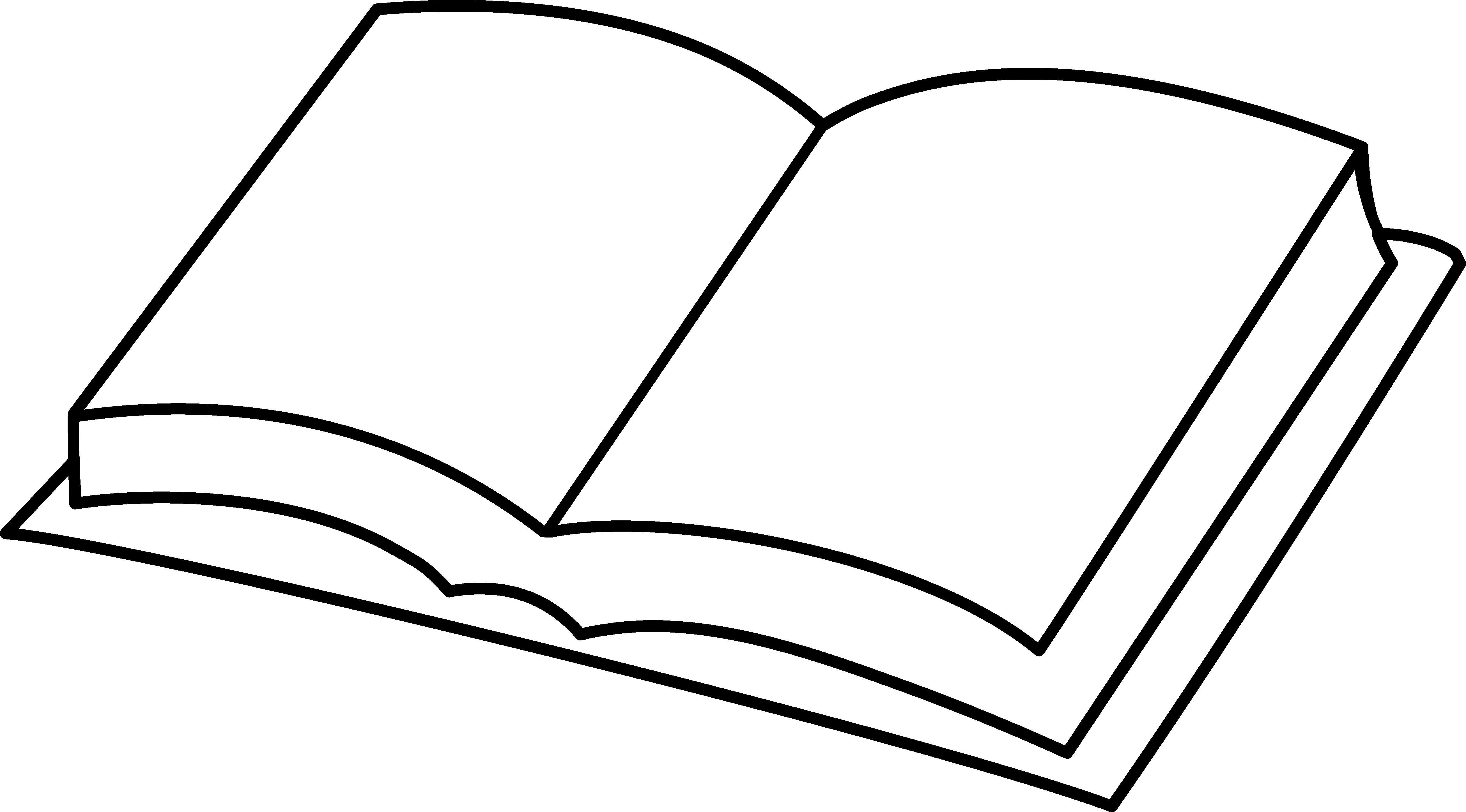 Book clipart book page Page collection book Clipart Book