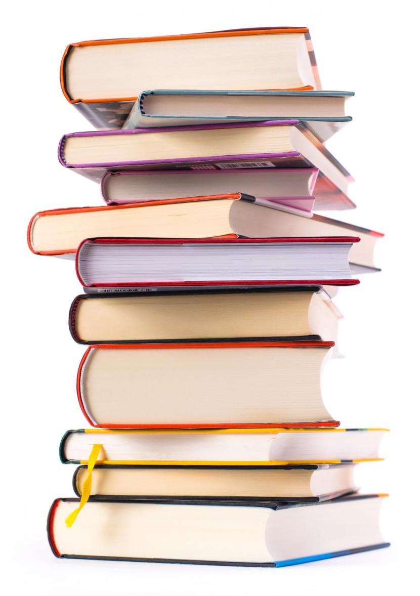 Book clipart book stack Clipart books Stack Book Clipartix