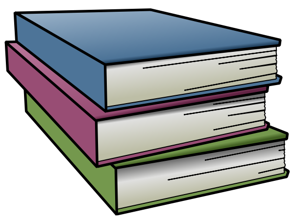 Book clipart bunch #books clipart  Clipart manuscript