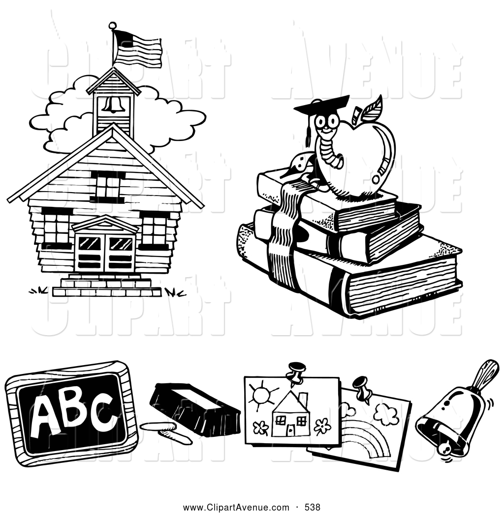Book clipart chalkboard Clipart Avenue Learning  House