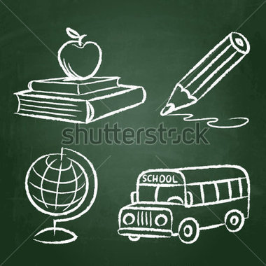 Bobook clipart chalkboard Apple clipart BBCpersian7 clipart collections