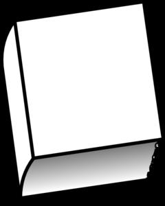 Book clipart closed book Clip Clker com online