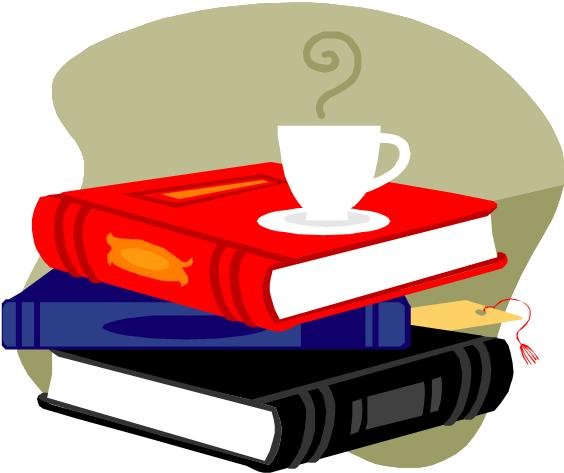 Bobook clipart coffee and Daytime Group  Book