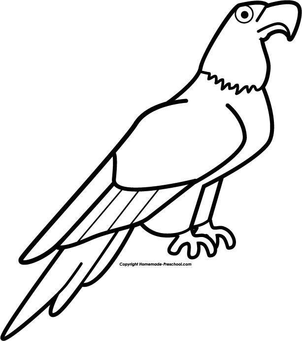 Bald Eagle clipart black and white #71 Bald clipart 125 Fans