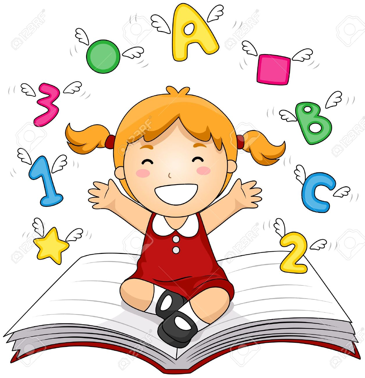 Book clipart education Free Art education%20clipart Images Pictures