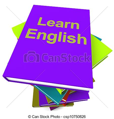 Book clipart english book A For Language Learn Language