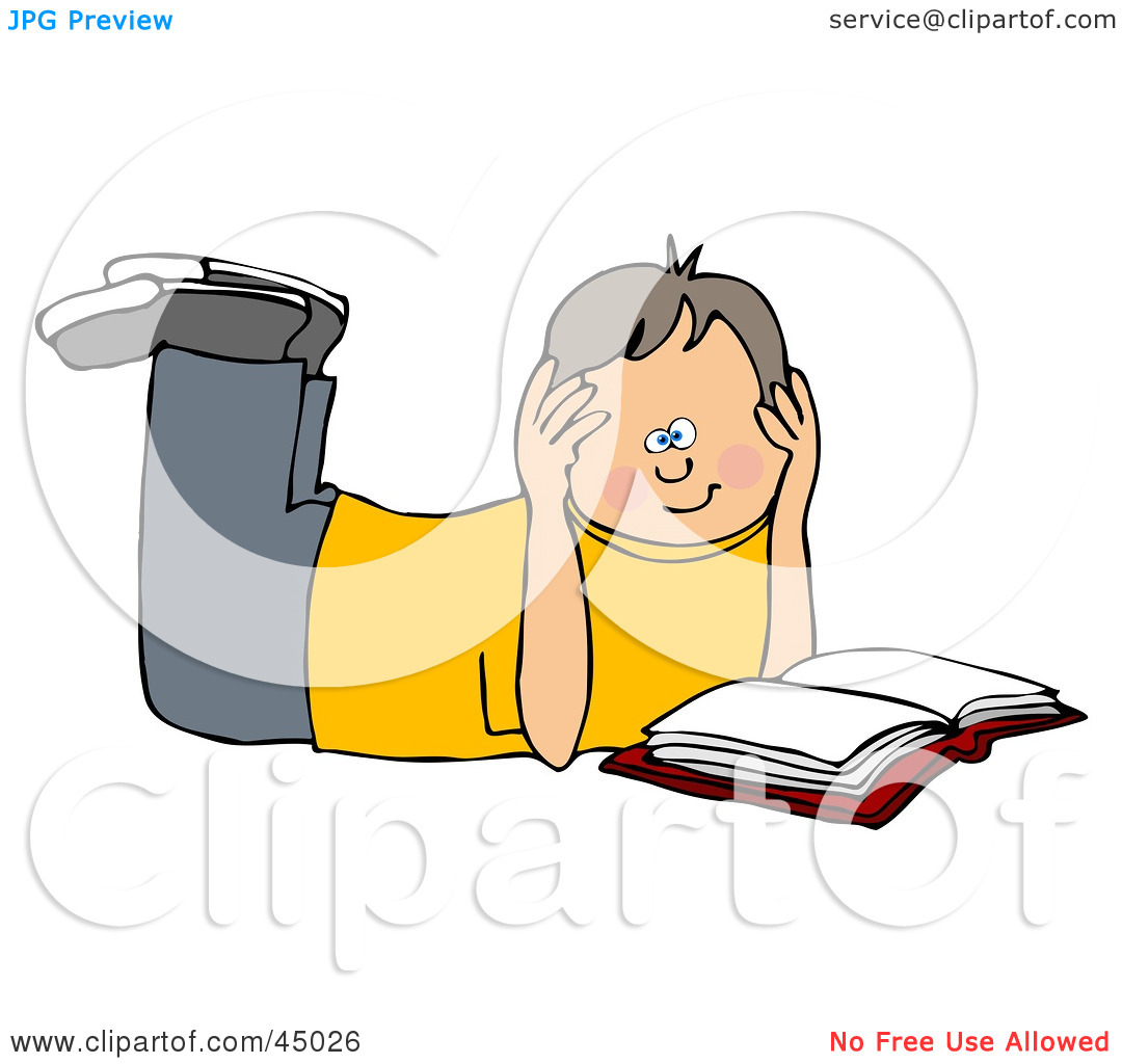 Book clipart his A On BBCpersian7 book Laying