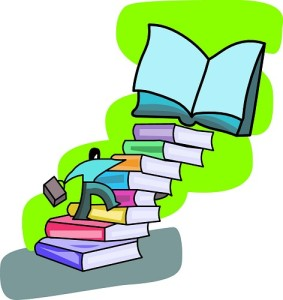 Book clipart ladder What with Liz HAVE Later…