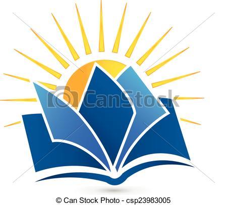 Bobook clipart symbol Clipart Logo sun Vector vector