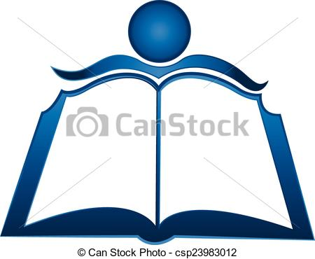Bobook clipart symbol Clip Student logo Vector logo