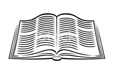 Book clipart open text Free Download Clip Art Clipart