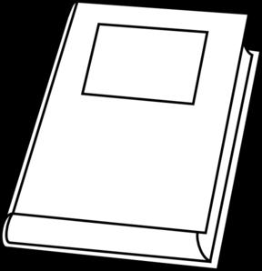 Book clipart outline  Outline vector Art com