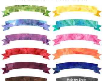 Book clipart pastel Art Composition Digital Clipart Set