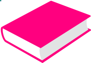Bobook clipart pink At Art Pink  Book