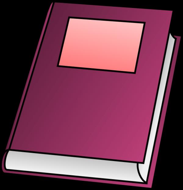 Bobook clipart pink Book clip Book Clipart (24+)