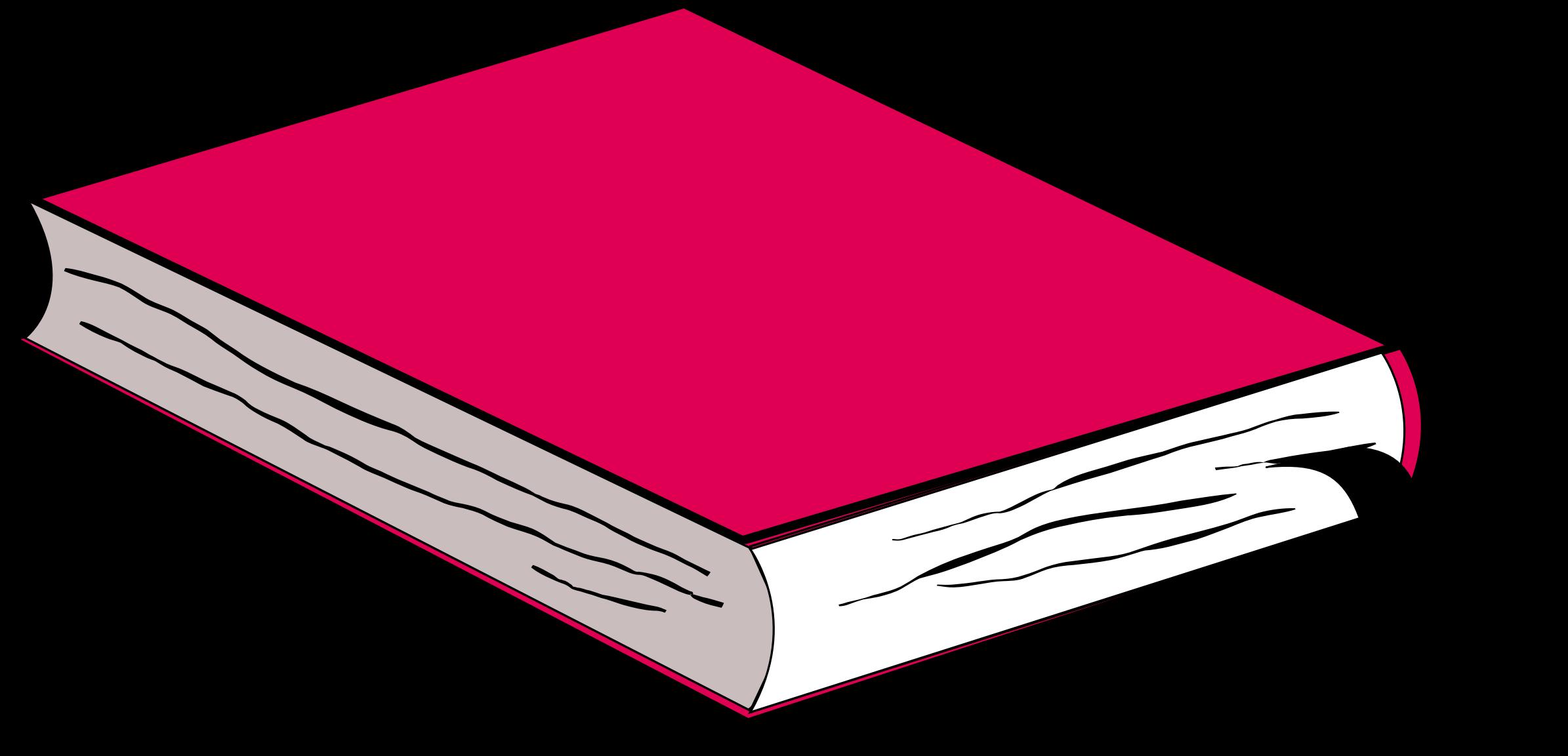 Bobook clipart pink Shadow no Pink Book Clipart