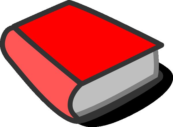 Bobook clipart small Red art Book image com