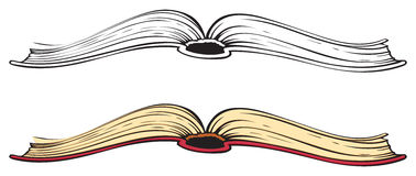 Book clipart side view Free clip collection open 1
