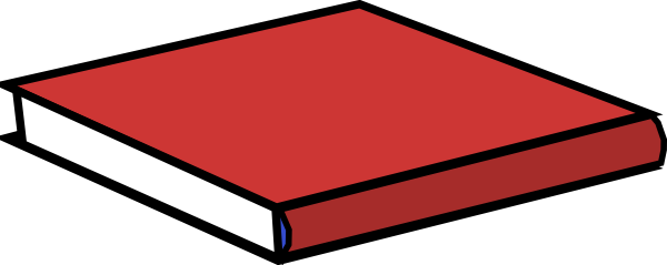 Bobook clipart small Red online Book image vector
