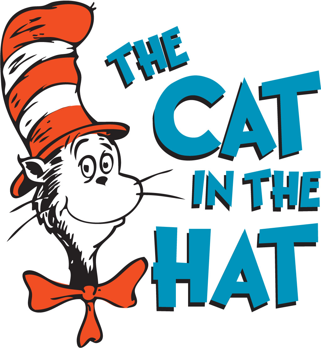 Book clipart the cat in hat Hat wikiclipart free cat Pictures